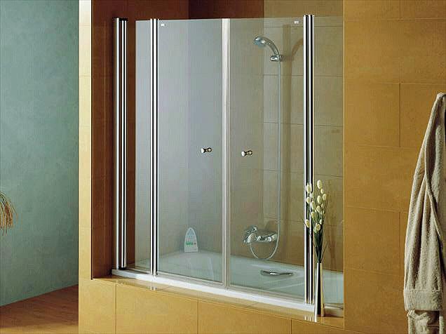 Шторы для ванной раздвижные