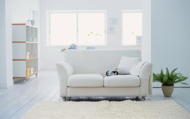 Белый цвет в интерьере - его плюсы и минусы