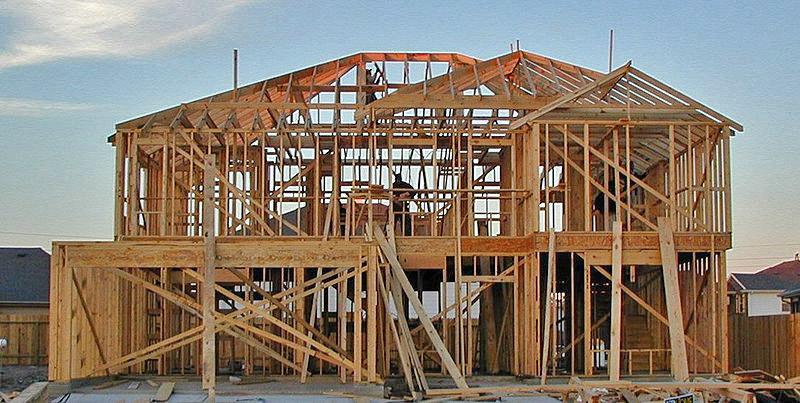 Деревянно-каркасная технология строительства