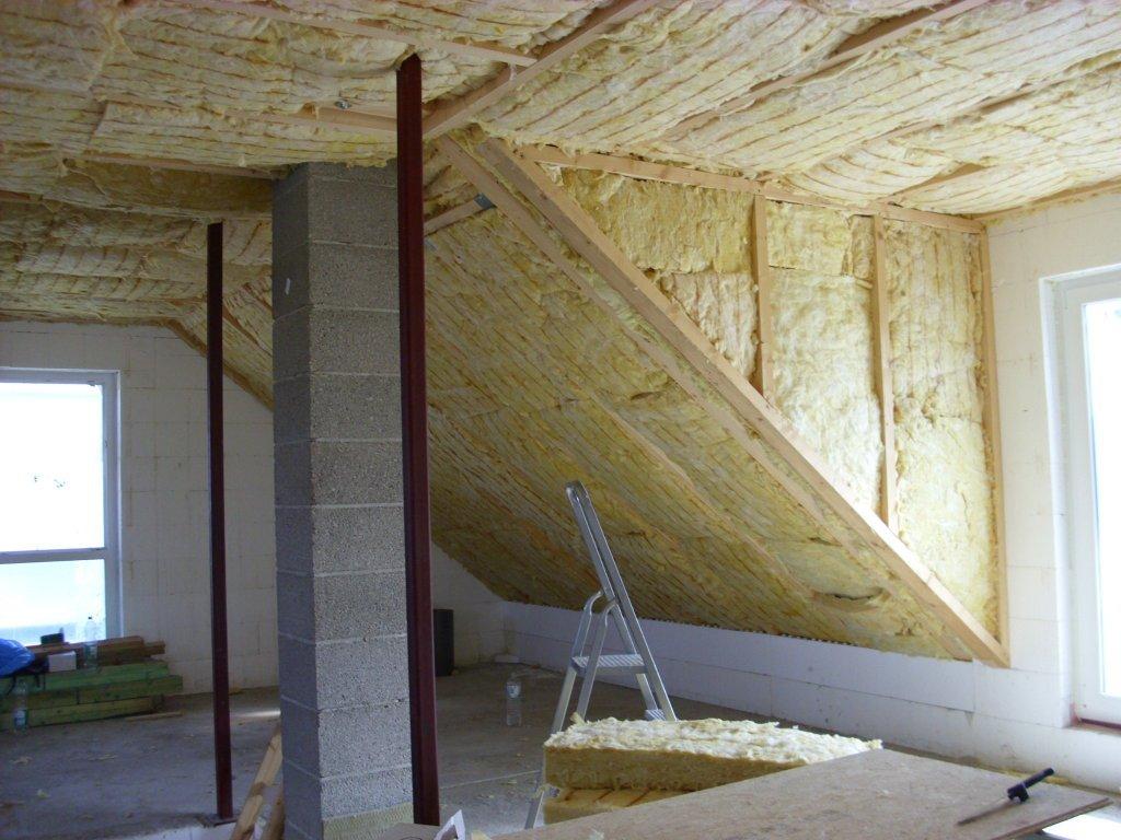Теплоизоляция и звукоизоляция дома
