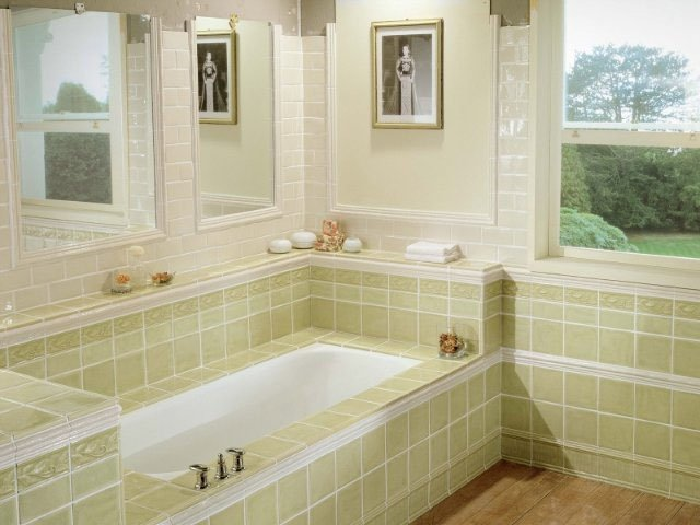 Борьба с грибком в ванной