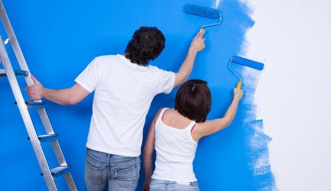 Красим стены. Выбираем цвет
