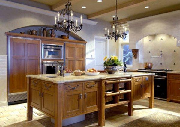 Кухонный остров – функциональность или мода