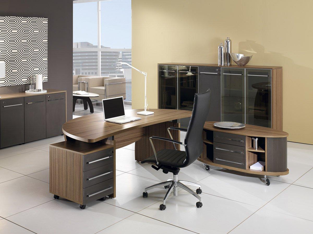 Какая должна быть офисная мебель