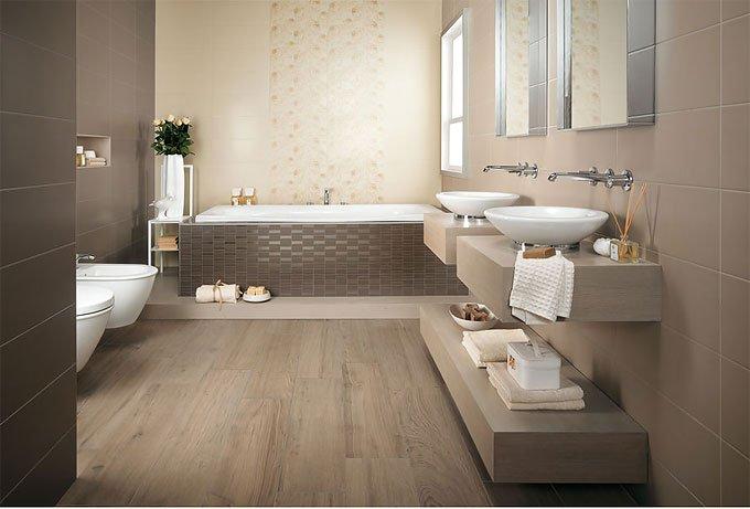 Несколько советов по укладке ванной комнаты плиткой