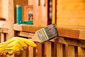 Огнезащита деревянных домов