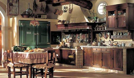 Кантри - стиль домашнего уюта