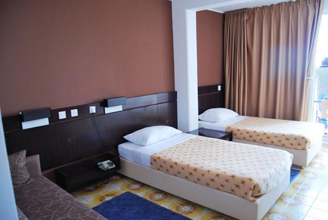 Ремонт для будущей гостиницы