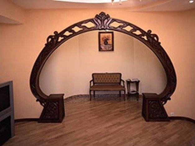 Межкомнатные арки из МДФ