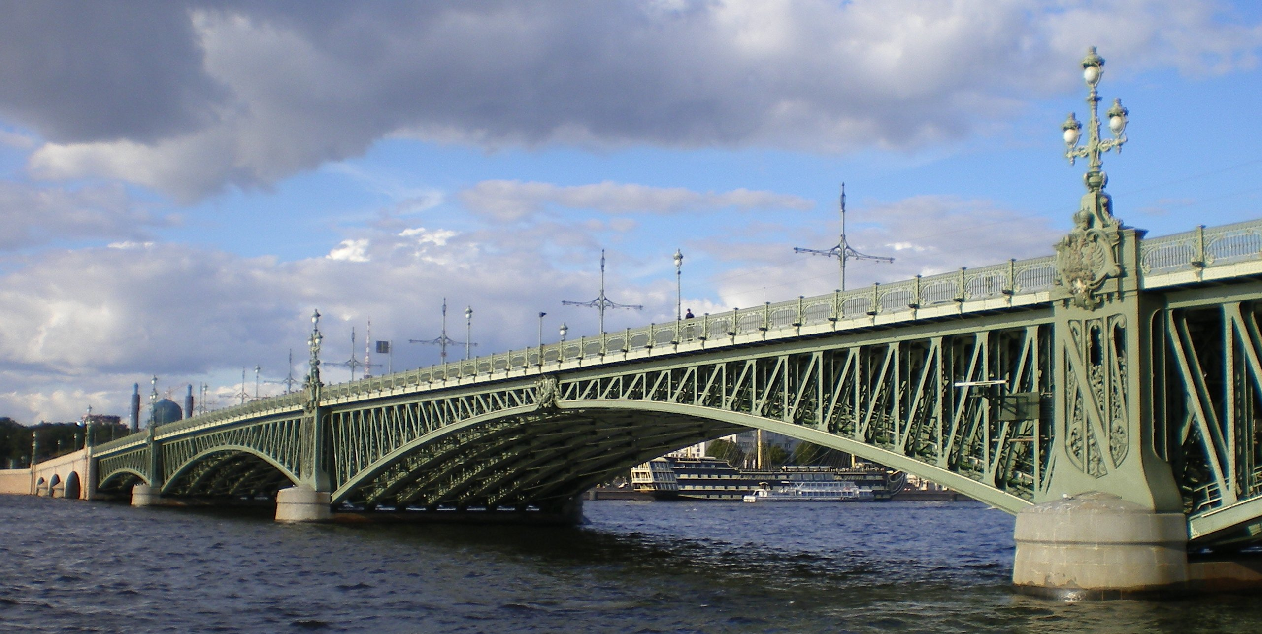 Мост: его виды и типы