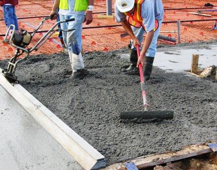 Как приготовить бетонную смесь