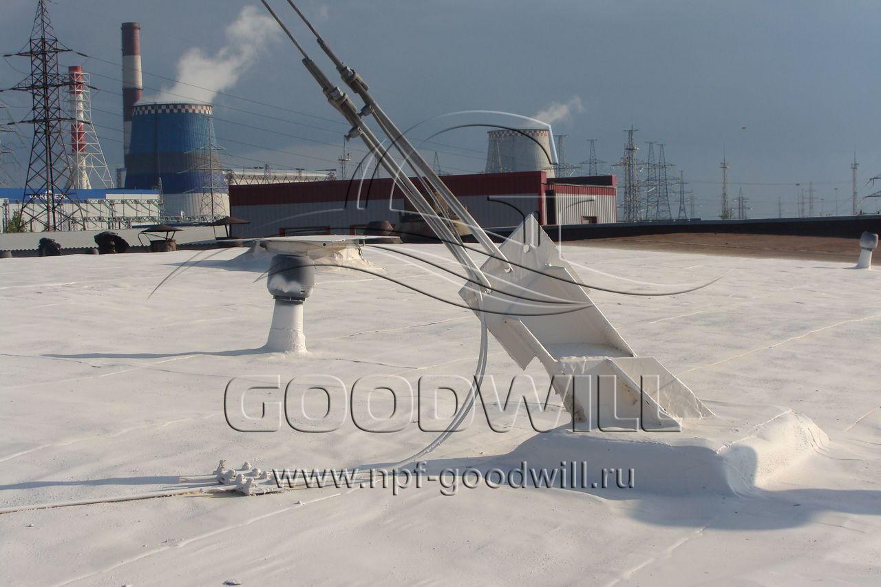 Дельс ВР – инновационный гидроизоляционный материал