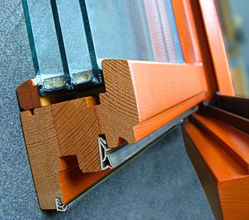 Как выбрать деревянные окна