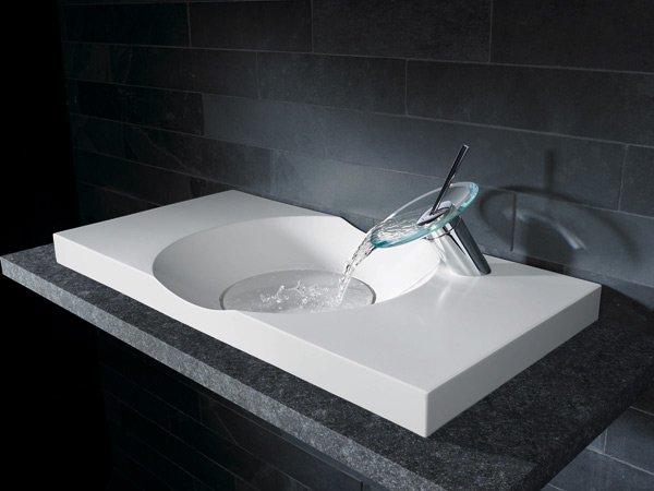 Раковина неотъемлемый атрибут ванной комнаты