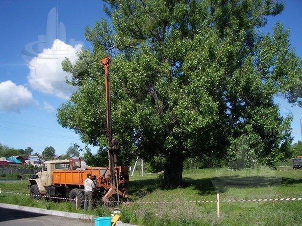 Проведение геологических изысканий на строительной площадке
