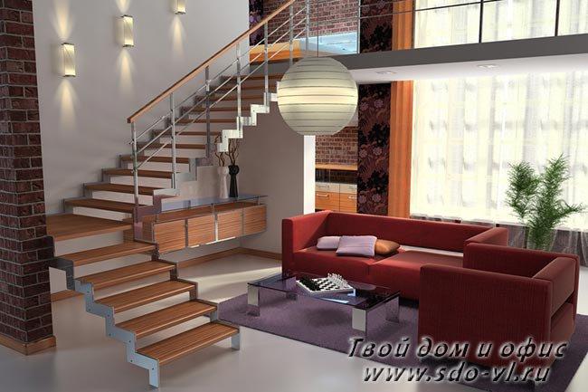 Критерии выбора лестницы для загородного дома