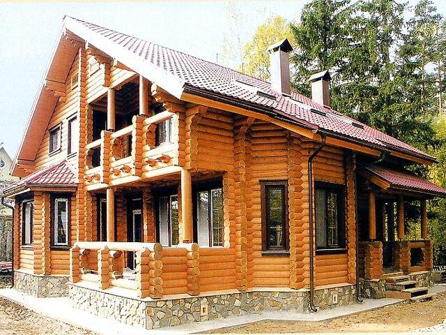 Дом из древесины – какой материал выбрать
