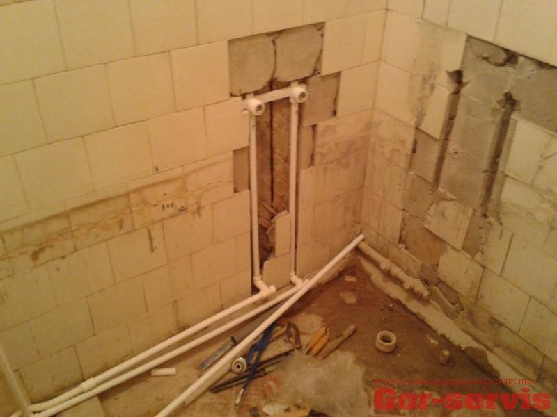 Подготовительные работы и инструменты при  штроблении стен