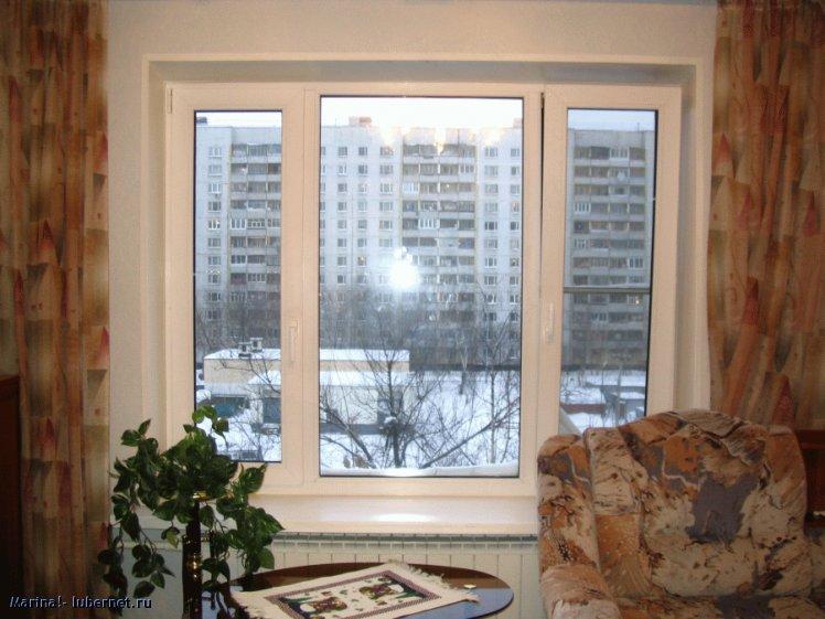 Пластиковые окна вместо деревянных