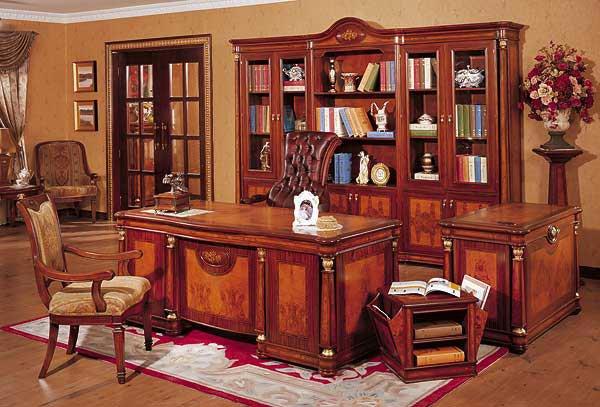 Обставляем мебелью рабочий кабинет в доме