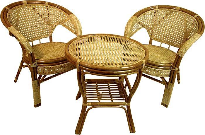 Тонкости выбора плетёной мебели