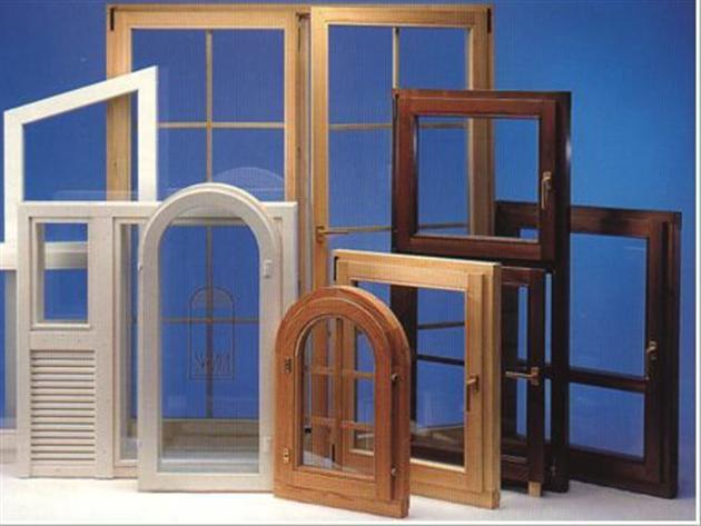 Окна из древесины сегодняшнего дня