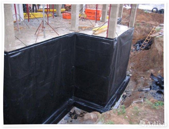 Выполняем гидроизоляцию фундамента самостоятельно