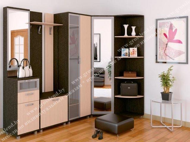 Практичность и элегантность модульной мебели для прихожей
