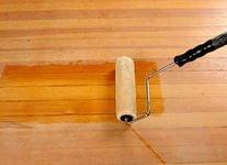 Финишная отделка деревянных полов