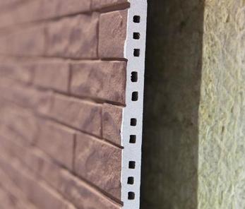 Фасадные панели для строительства и ремонта