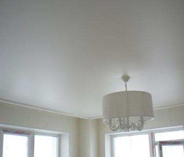 Натяжные потолки – лёгкое решение