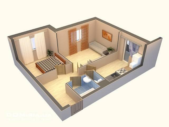 Самостоятельная планировка квартиры