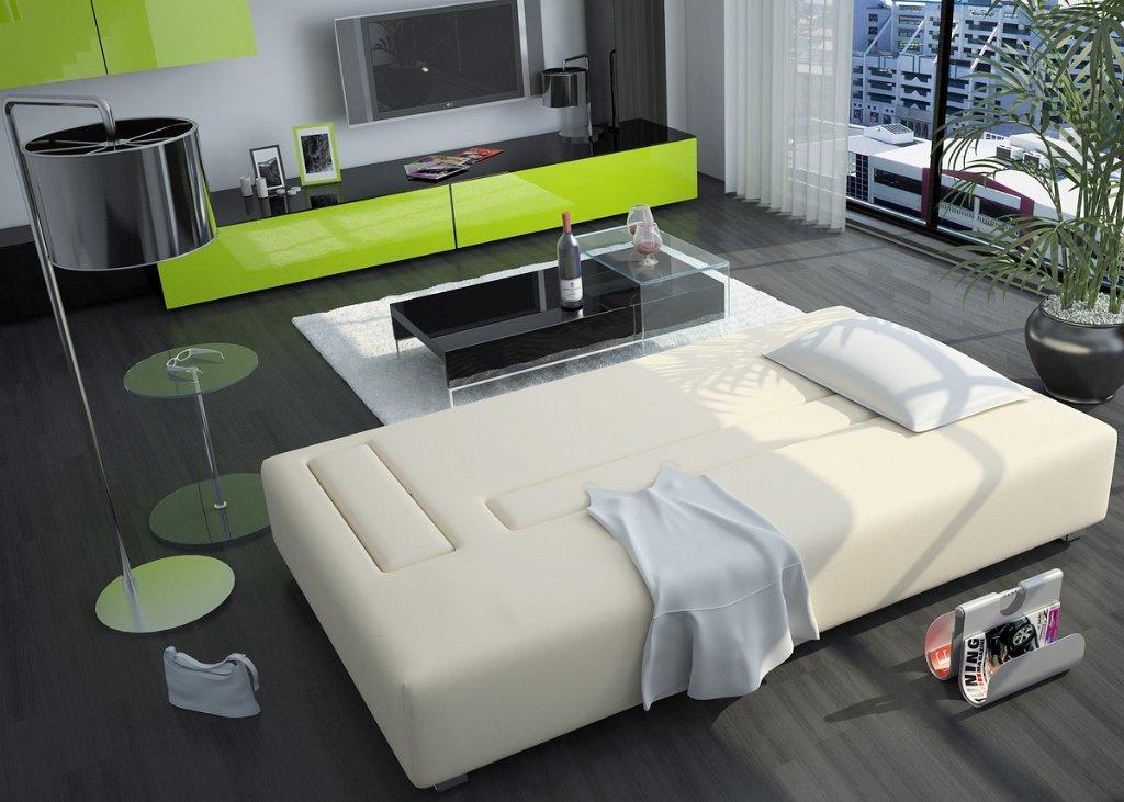 Разновидности трансформации современных диванов