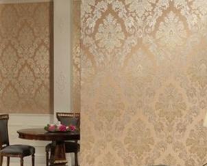 Текстильные обои как универсальное средство декорирования интерьера