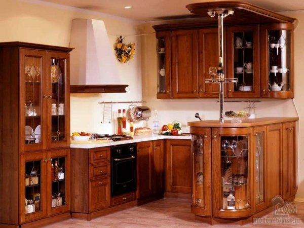 Особенности выбора недорогой кухни