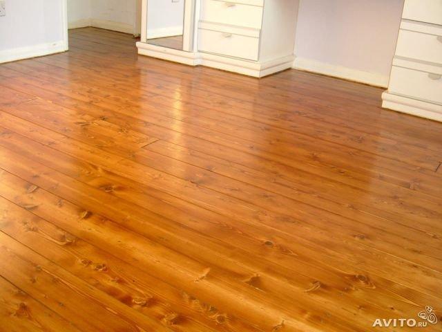 Выбор деревянных полов для дома