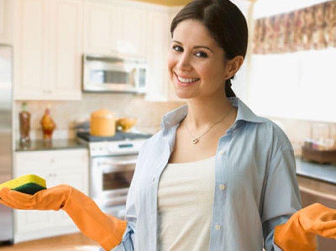 Правила по уходу за мебелью на кухне