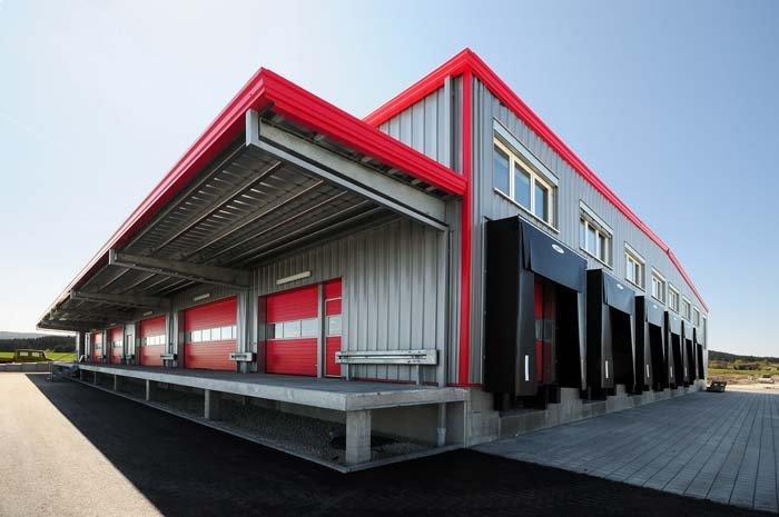 Устройство фундамента под быстровозводимые здания