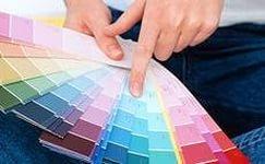 Как подобрать цветовую гамму для стен