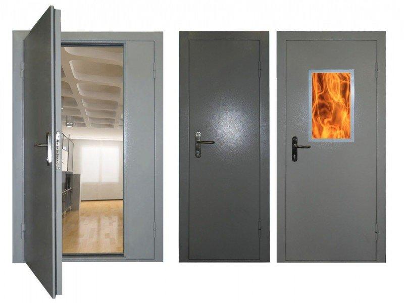 Противопожарная дверь в вашем доме