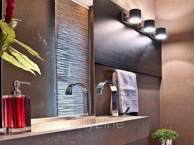 Ванная комната – выбор правильного освещения