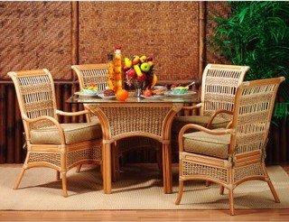 Самостоятельное изготовление плетеной мебели