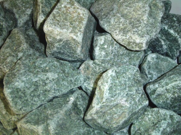 Правильный выбор камней для бани