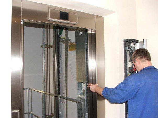 Некоторые особенности монтажа лифтов