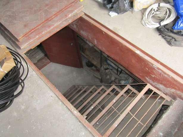 Выполнение смотровой ямы в гараже