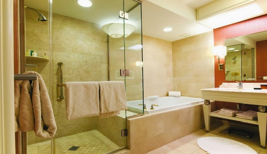 Особенности освещения в помещении ванной