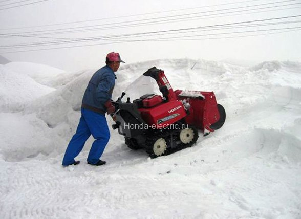 Особенности выбора снегоуборочной техники