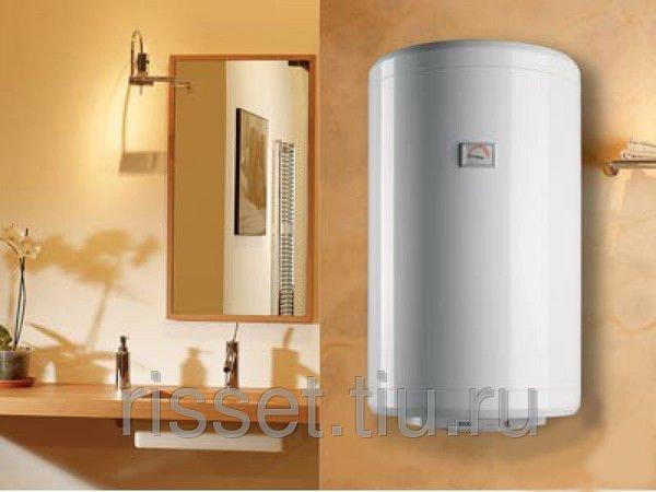 Выбор накопительного водонагревателя и его монтаж