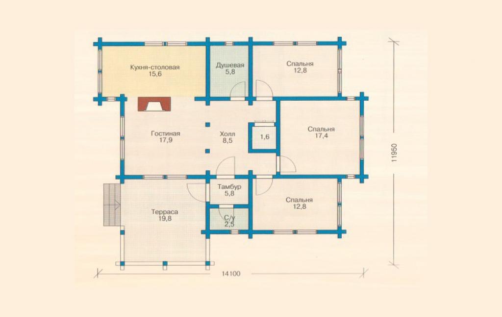 Как выбрать проект планировки дома