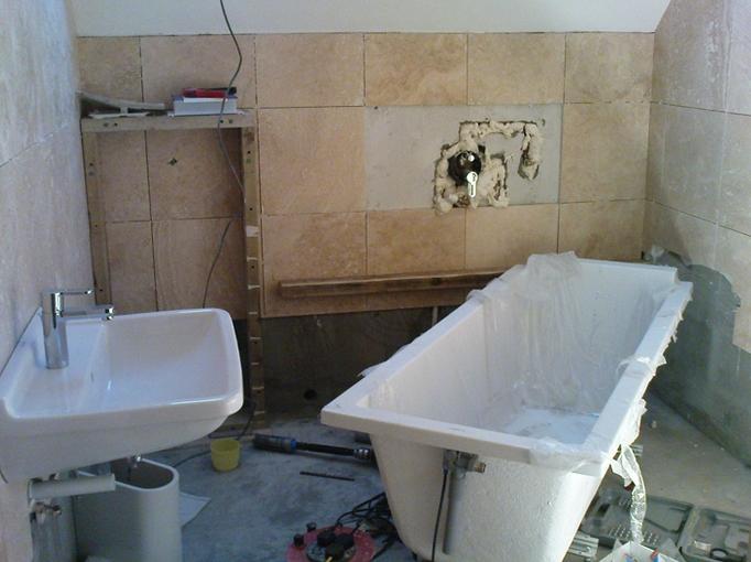Как правильно делать ремонт в ванной